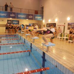 Serduszkowe Zawody Pływackie z okazji 26 - Finału WOŚP