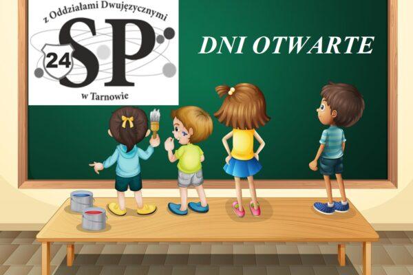 Dni otwarte w Szkole Podstawowej Nr 24