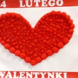 Poczta Walentynkowa w Szkole Podstawowej Nr 24
