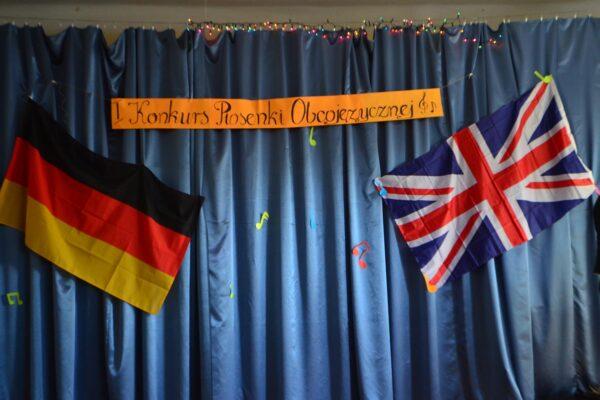 I Konkurs Piosenki Obcojęzycznej w Szkole Podstawowej Nr 24