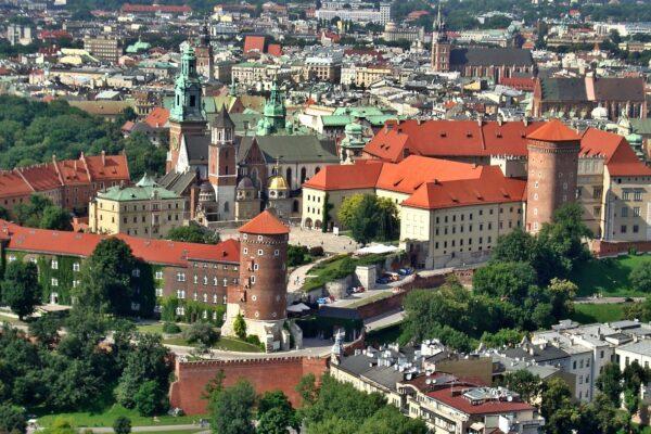 Wycieczka klasy 1A Szkoły Podstawowej Nr 24 do Krakowa