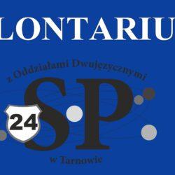 """Wolontariusze SP Nr 24 w akcji """"Jedzenie zamiast bomb"""""""