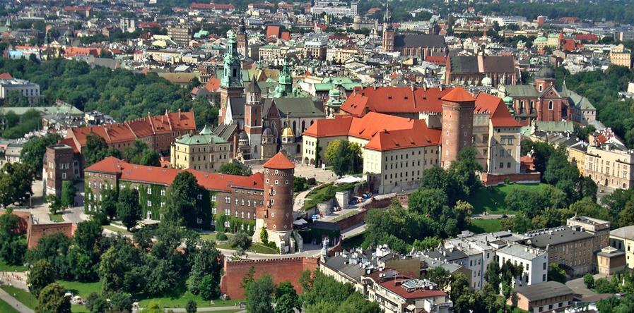 Wycieczka do Krakowa klas 1A i 1C