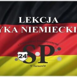 Język niemiecki w 1D