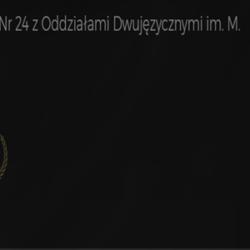 PO RAZ KOLEJNY WIELKIE WYRÓŻNIENIE DLA SP24!